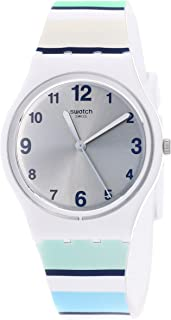 Swatch Originals Marinai Silver Dial Stainless Steel Unisex Watch GW189