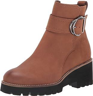 Blondo Women's Dagger Ankle Boot, Cognac, 6