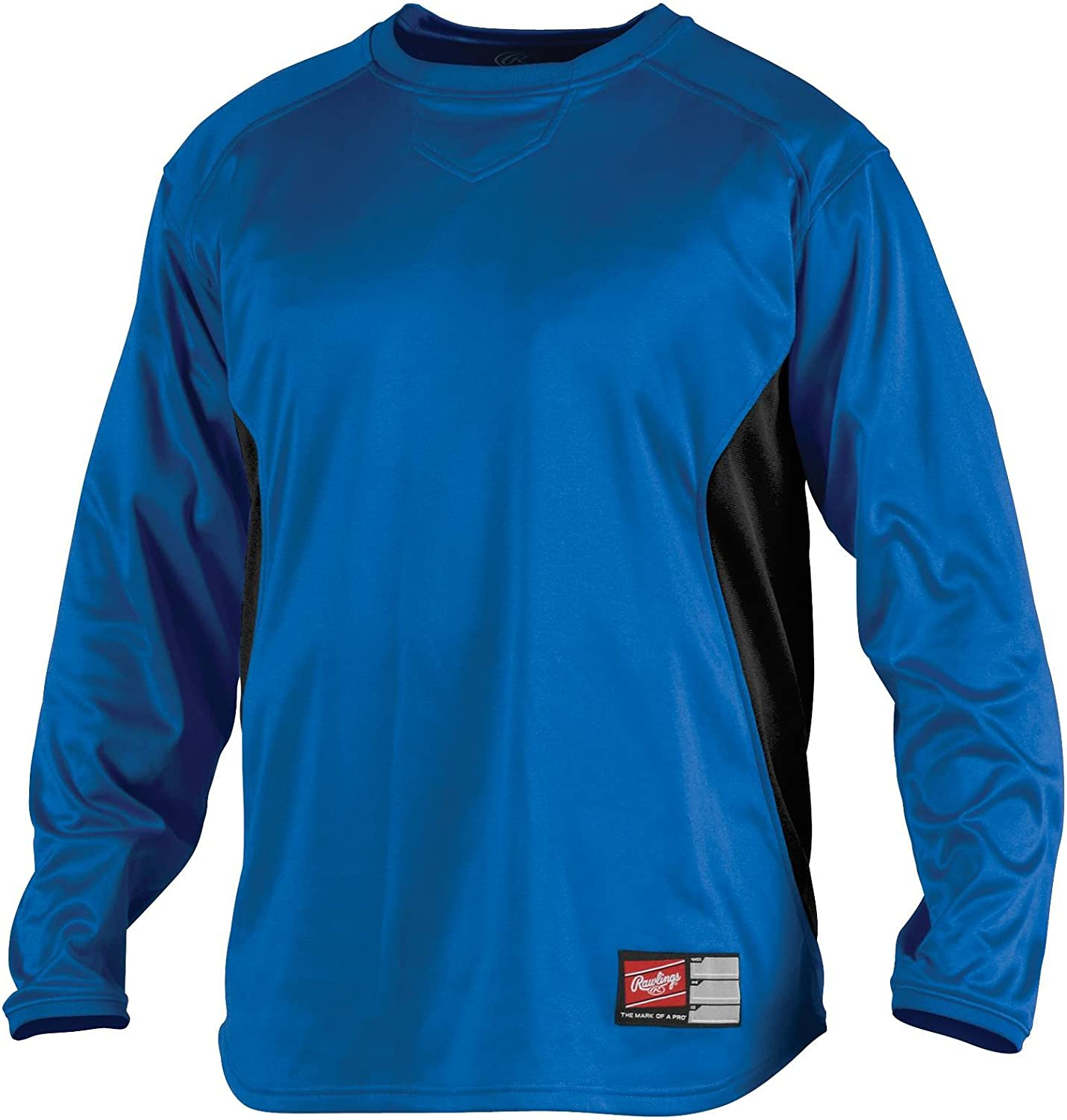 Rawlings Men's Dugout Fleece Latest item Outlet ☆ Free Shipping Pullover
