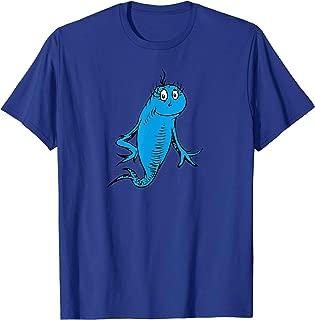 dr seuss blue fish