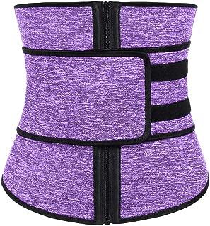 zhxinashu Postpartum Weight Loss Belt Abdomen Controller Waist Trainer Women Shapewear