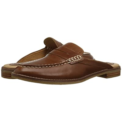 Sperry Seaport Fina Mule (Tan) Women