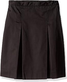 Classroom Uniforms girls Girls Plus Kick Pleat Skirt Skirt