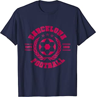 Barcelona Soccer T-Shirt