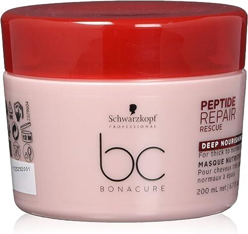 Schwarzkopf - Masque Nutritif Intense Deep Nourishing Treatment 200 ml Gamme BC Bonacure
