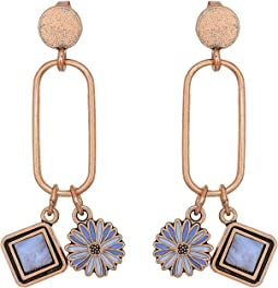 Life Drop Earrings