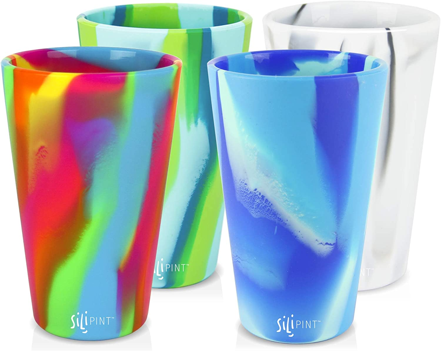 Silipint Silicone Pint Glass. Unbreakable Durable an Reusable Finally popular brand Super intense SALE