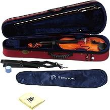 Stentor 1500 1/4 Violin with Zorro Sounds Violin Polishing Cloth