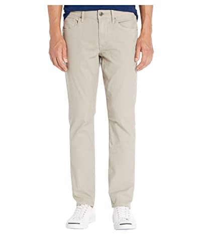 Hudson Jeans Blake Slim Straight Twill Jean (Steel Grey) Men