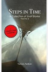 Steps in Time (Crimson Cloak Anthologies Book 2) Kindle Edition