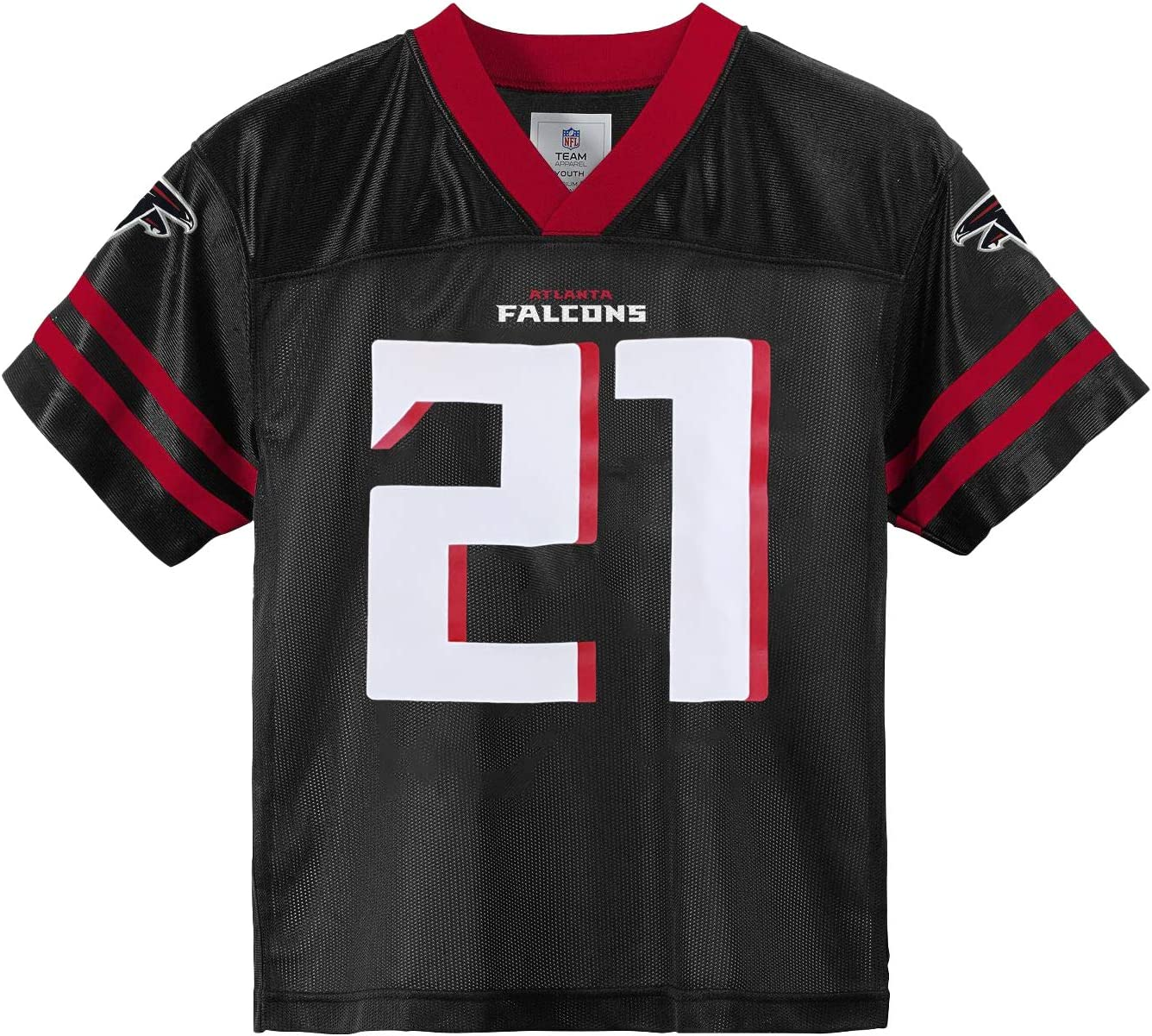Outerstuff Todd Gurley Be Manufacturer direct delivery super welcome Atlanta Falcons 8-20 Youth Pla Home Black