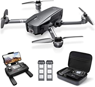 Sponsored Ad - Holy Stone HS720 Foldable GPS Drone with 4K UHD Camera for Adults, Quadcopter with Brushless Motor, Auto Re...