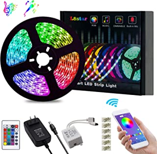 LED Strip Lights, L8star Color Changing Rope Lights...