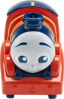 Fisher-Price Thomas & Friends - Basic Engines Cute Face X4, Red, FFY22