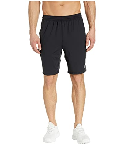 adidas 4KRFT Sport Ultimate 9 Knit Shorts (Black) Men
