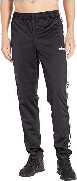Essentials 3-Stripe Tricot Open Hem Pants