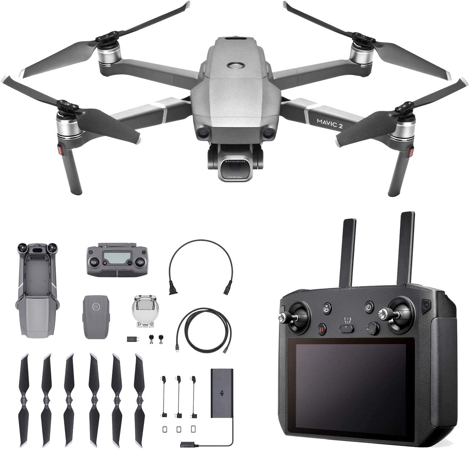 DJi Mavic 2 Pro is at #2 for the best live feed drones