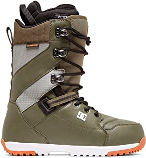 Mutiny Men's Snowboarding Boots - Olive Night / 7.5D