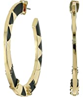 House of Harlow 1960 - Nelli Hoop Earrings