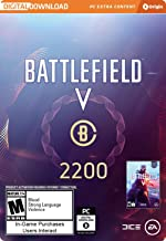 Battlefield V - Battlefield Currency 2200 [Online Game Code]