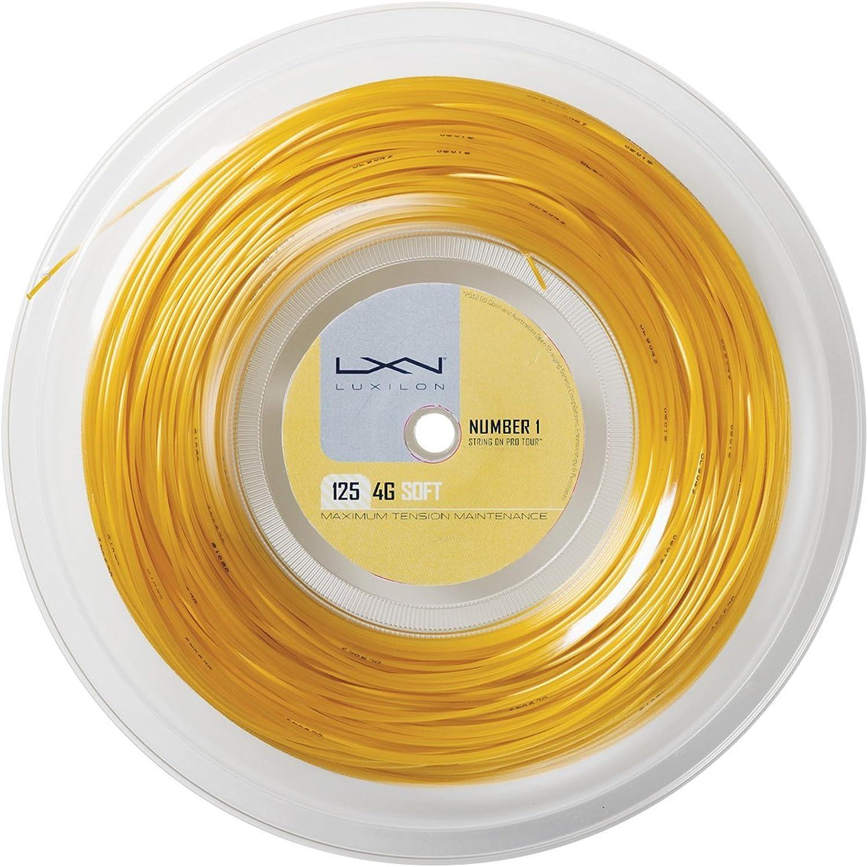 Wilson LUXILON 4G Soft 125 Reel, gold, 16LGauge