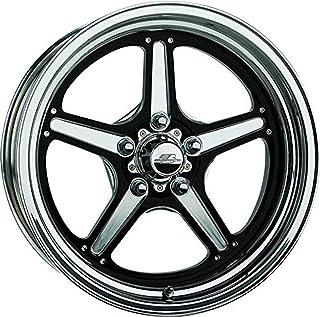 Billet Specialties BRS035406116N Street Lite Black Wheel15x4 1.625in BS, 1 Pack