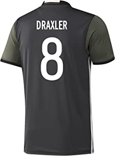 Adidas Draxler #8 Germany Away Soccer Jersey Euro 2016 YOUTH