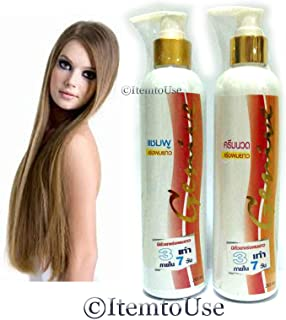 Genive Long Hair Fast Growth Shampoo and Conditioner Helps Hair Grow Longer by Unknown