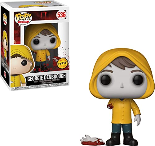 Funko Pop  Filme  IT - Georgie Denbrough (Limited Chase Edition   536