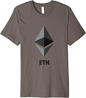 Ethereum ETH Crypto Currency Shirt