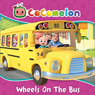 Cocomelon Sing and Dance: Wheels on the Bus Board Book