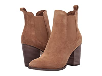 Splendid Highland (Light Brown Suede) Women