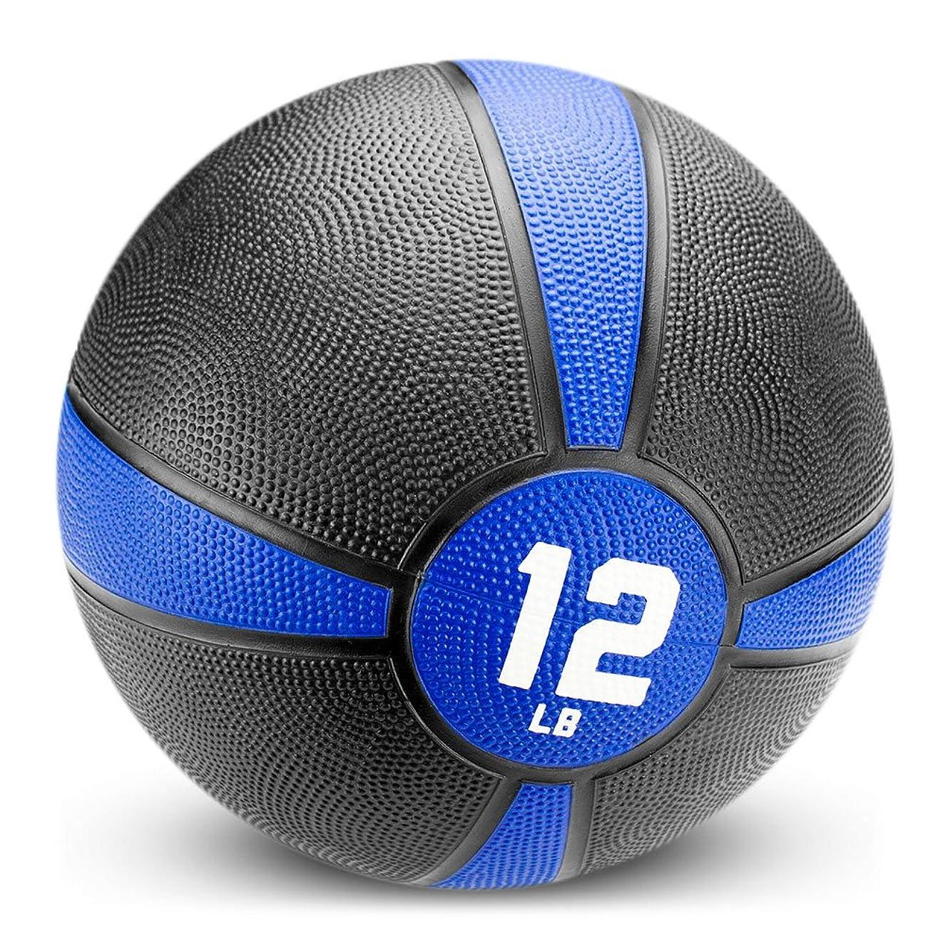 拘束放射性回復クラウンスポーツ用品TuffグリップゴムMedicine Ball