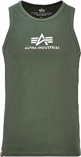 ALPHA INDUSTRIES Basic Tank Camiseta para Hombre
