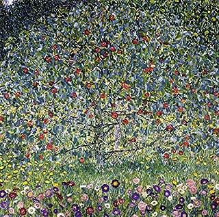 Apple tree, I by Gustav Klimt. Wall Decal - Peel & Stick, Removable (18