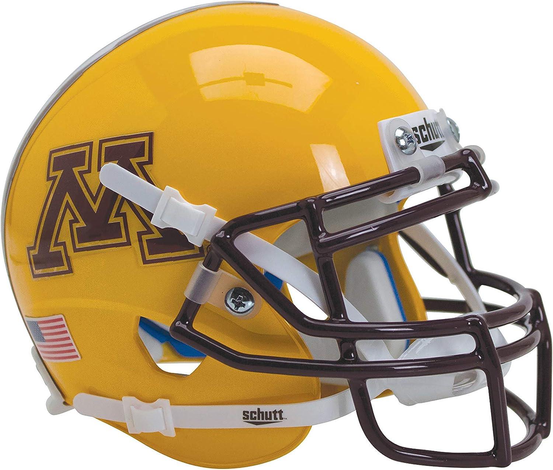 Minneapolis Popular products Mall Schutt NCAA Minnesota Golden Gophers Authentic Football Mini XP