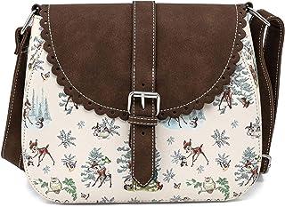 Loungefly Disney Bambi Scenes Crossbody Bag