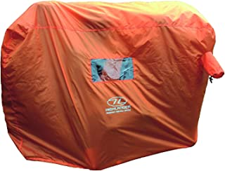 HIGHLANDER CS064-OE - Refugio de Emergencia, Color Naranja,