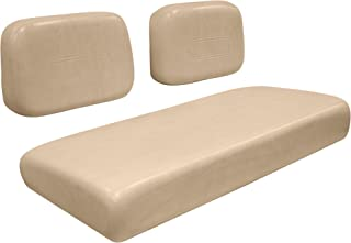 Wise WG003-7050 Club Car DS Golf Cart Front Seat Complete Set