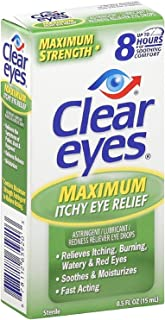 Best clear eyes itchy eye relief Reviews