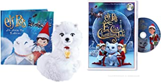 The Elf on the Shelf Elf Pets: an Arctic Fox Tradition with A Fox Cub's Christmas Tale DVD