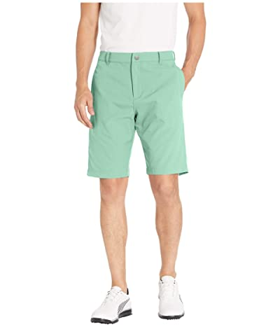 PUMA Golf Jackpot Shorts (Mist Green) Men