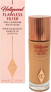 Charlotte Tilbury Hollywood Flawless Filter Face Foundation Primer & Highlight - 1 oz Full Size (Shade 5) (Shade 5)