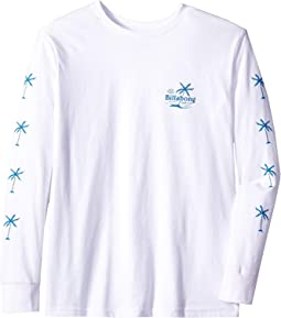 Surf Clubs Long Sleeve Tee (Big Kids)