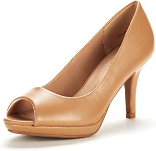 Best brown open toe wedges Reviews