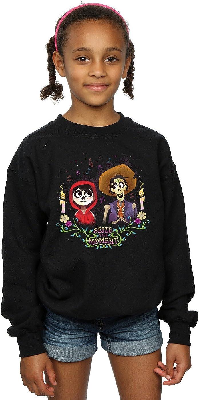 Disney Girls Coco Miguel and Hector Sweatshirt