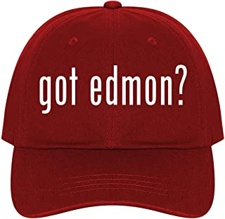 The Town Butler got Edmon? - A Nice Comfortable Adjustable Dad Hat Cap