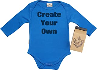 create your own baby sleepsuit