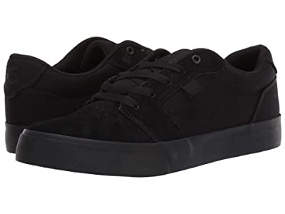 DC Anvil (Black/Black 1) Men