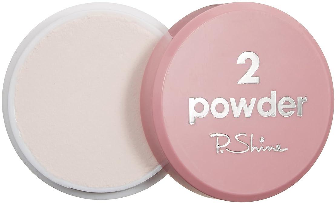 運搬山岳クラウンP. Shine 爪磨きパウダー 5g 爪磨き用の光沢剤